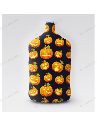 """Pouch for bottle """"Halloween"""""""