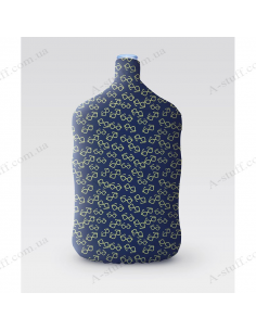 """Pouch for bottle """"Glasses"""""""