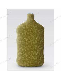 """Pouch for bottle """"Swampy"""""""