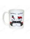 "Cup ""Pands - Love, Black-browed"""