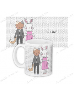 "Cup ""In Love"""