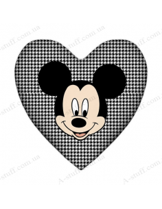 """Decorative pillow """"Mickey Mouse"""""""