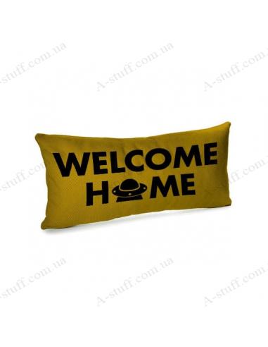 """Диванна подушка """"Welcome Home"""""""