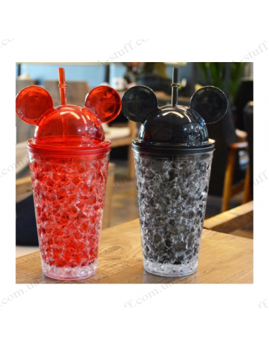 Bottle Ice Cup Mickey Mouse
