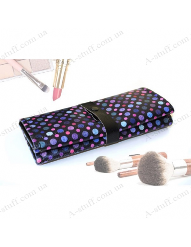 "Brush case ""Polka dot"""