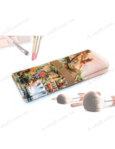 "Brush case ""Fairytale house"""