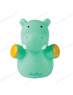 "Children's night light ""Hippo"""