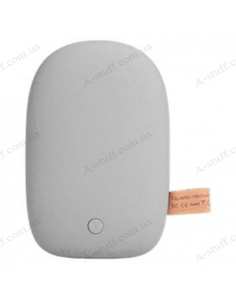 2E Power Bank Stone 10050mAh Grey