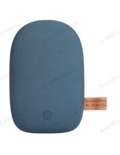2E Power Bank Stone 10050mAh Blue