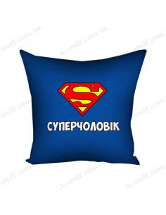 "Pillow decorative ""Superman"""