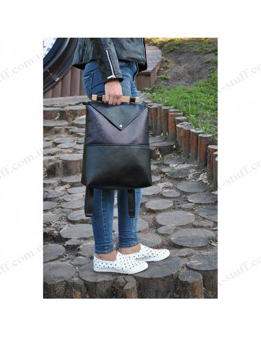 """Оригинальный женский рюкзак """"Звездное небо"""""""