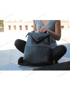 """Women's backpack """"Black"""""""