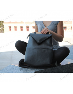 """Жіночий рюкзак """"Black"""""""