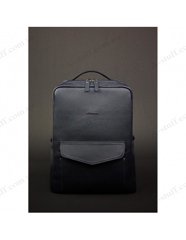 City backpack with a zipper Cooper, the mystic