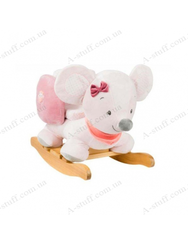 Rocking chair mouse Valentine