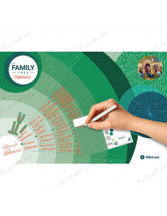 "Interactive poster ""Family Tree"""