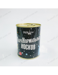 """Canned - sock """"PairofNormal"""""""