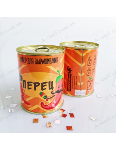 """Canned plant """"Pepper"""""""