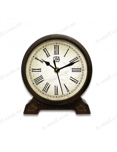 """Годинник настільний """"WOOD"""" 1.2"""