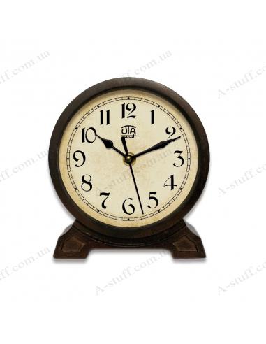 """Годинник настільний """"WOOD"""" 1.3"""