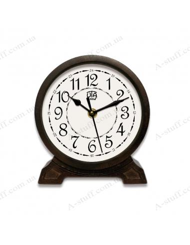 """Годинник настільний """"WOOD"""" 1.4"""