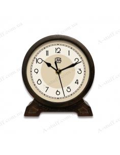 "Desktop clock ""WOOD"" 1.6"