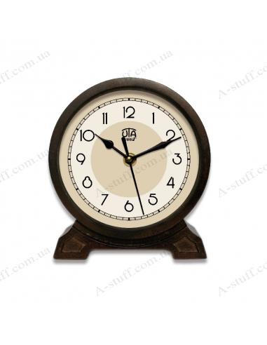 """Годинник настільний """"WOOD"""" 1.6"""