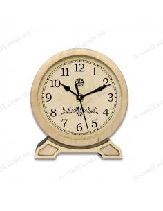 "Desktop clock ""WOOD"" 2.1"
