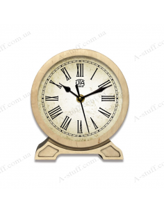 "Desktop clock ""WOOD"" 2.2"