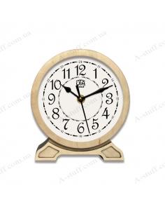 "Desktop clock ""WOOD"" 2.4"