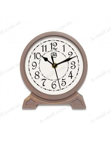 """Годинник настільний """"WOOD"""" 3.4"""