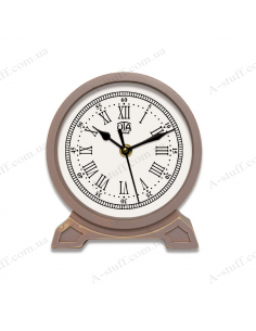 "Desktop clock ""WOOD"" 3.5"