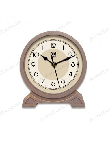 """Годинник настільний """"WOOD"""" 3.6"""