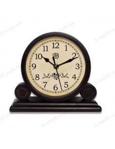 "Desktop clock ""WOOD"" 4.1"