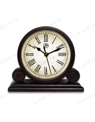 """Годинник настільний """"WOOD"""" 4.2"""
