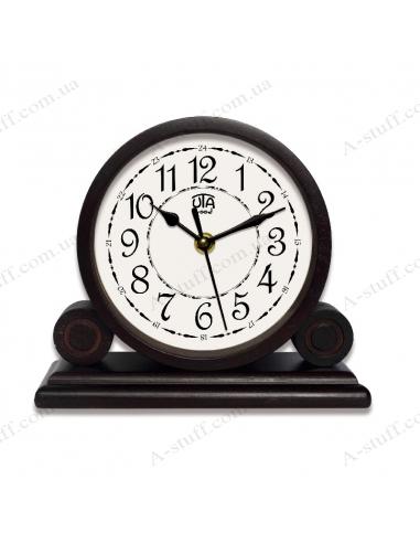 """Годинник настільний """"WOOD"""" 4.4"""