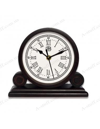"""Годинник настільний """"WOOD"""" 4.5"""