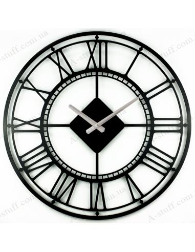 """Металевий настінний годинник """"London"""""""