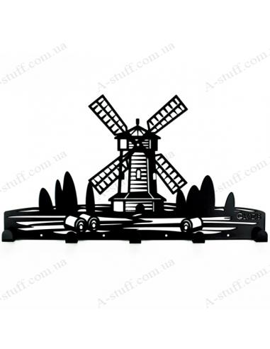 Вешалка настенная Windmill