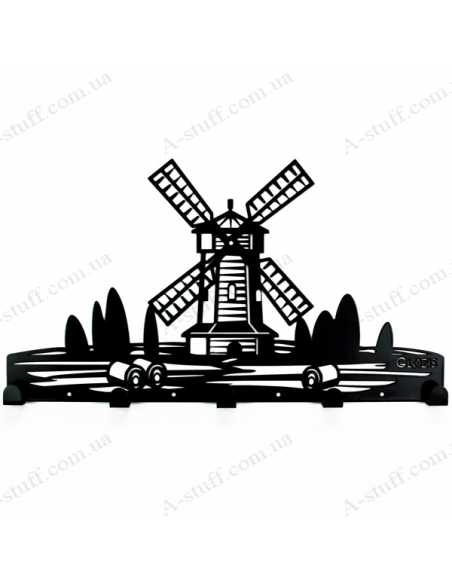 Wall Hanger Windmill