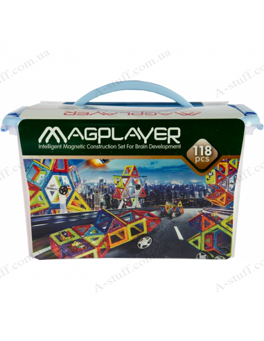 Kit MagPlayer (118 elements)