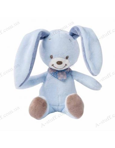 Мягкая игрушка кролик Бибу 18 см