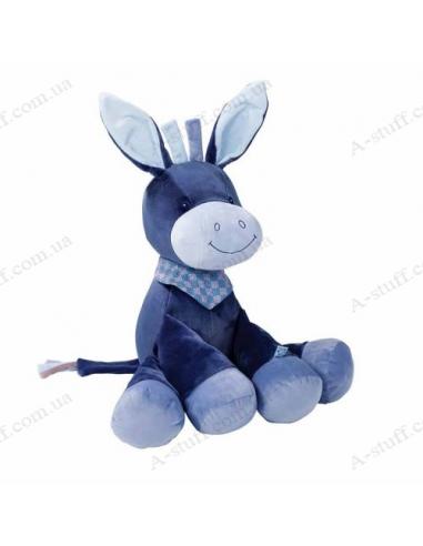 Мягкая игрушка ослик Алекс 75 см