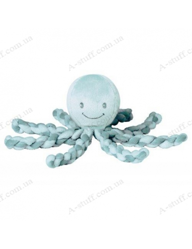 Soft toy Lapidus Octopus green