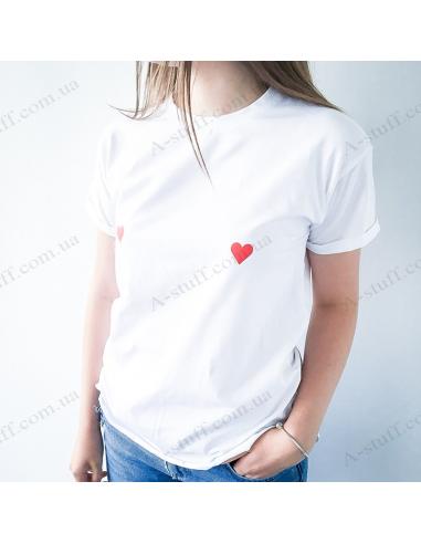 "T-Shirt ""Hearts"""