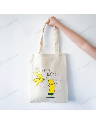 "Еко сумка ""Банан"""
