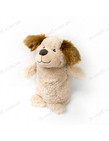 """Грелка игрушка """"Рыжий пёс"""""""