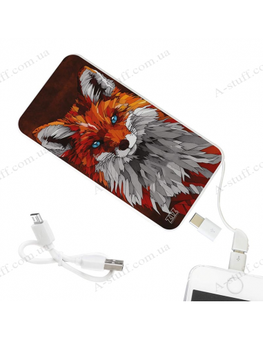 "Power Bank 5000 mAh ""Лис"""