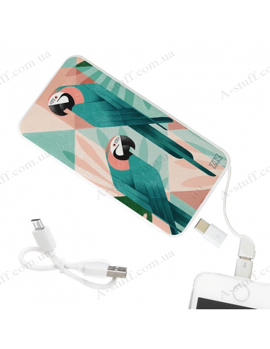 "Power Bank 5000 mAh ""Папуга"""