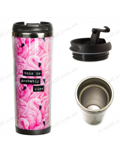 "Thermocup ""Flamingo"""